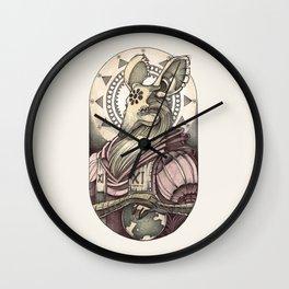 Cheestopher Ratumbus Wall Clock