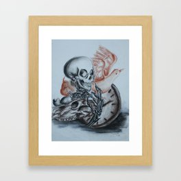 Surrealism Mix Framed Art Print