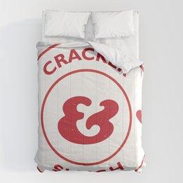 Hipster Santa Store - Cracker & Sleigh Comforters