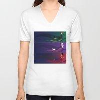hocus pocus V-neck T-shirts featuring Hocus Pocus by Love Ashley Designs