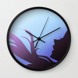 Mermaid's dream Wall Clock