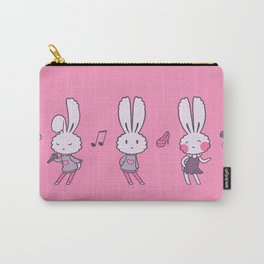 Marshmallow Bunny Passion Carry-All Pouch