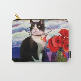 Orazio and the poppies Carry-All Pouch