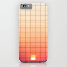 Geometric Sunset iPhone 6s Slim Case