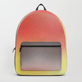 Flag of Germany  - With cloudy colors Backpack