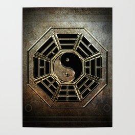 Yin Yang Bagua Poster