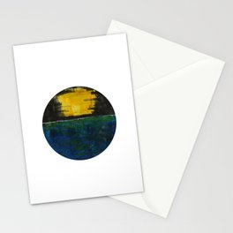 Before Moonset Stationery Cards