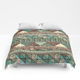 'Georganic no.2' Comforters