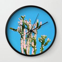 Cactus Beauty #cactus #society6 #decor #buyart Wall Clock