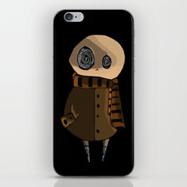 LONELY BOY iPhone Skin