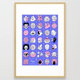 Kosmo Framed Art Print