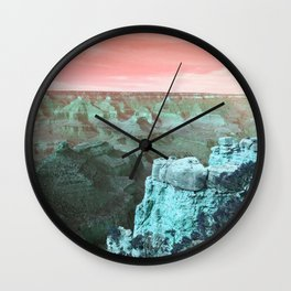 Mars is upon us Wall Clock