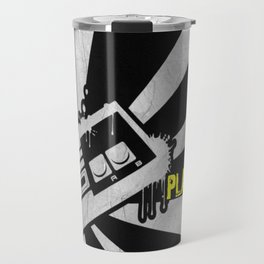 PLAY HARD Travel Mug