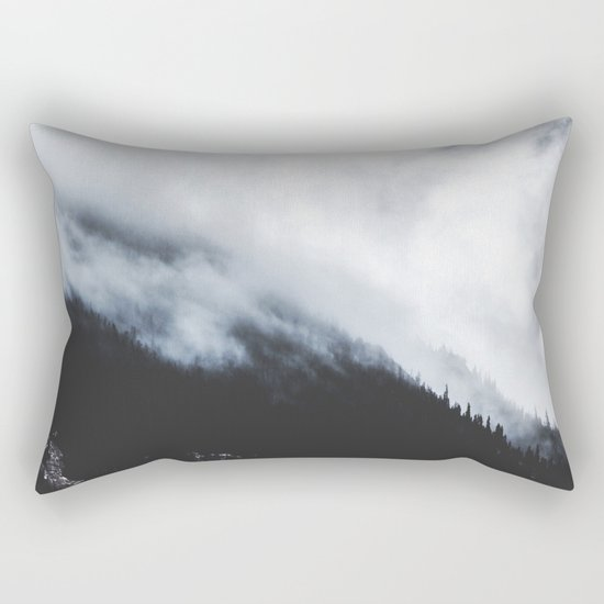 Dark world of mine Rectangular Pillow