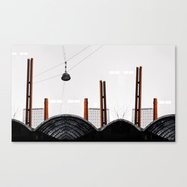 WANDERING LOST Canvas Print