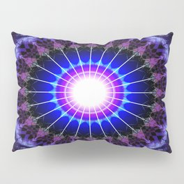 Mayan Indian Sky Mandala  Pillow Sham