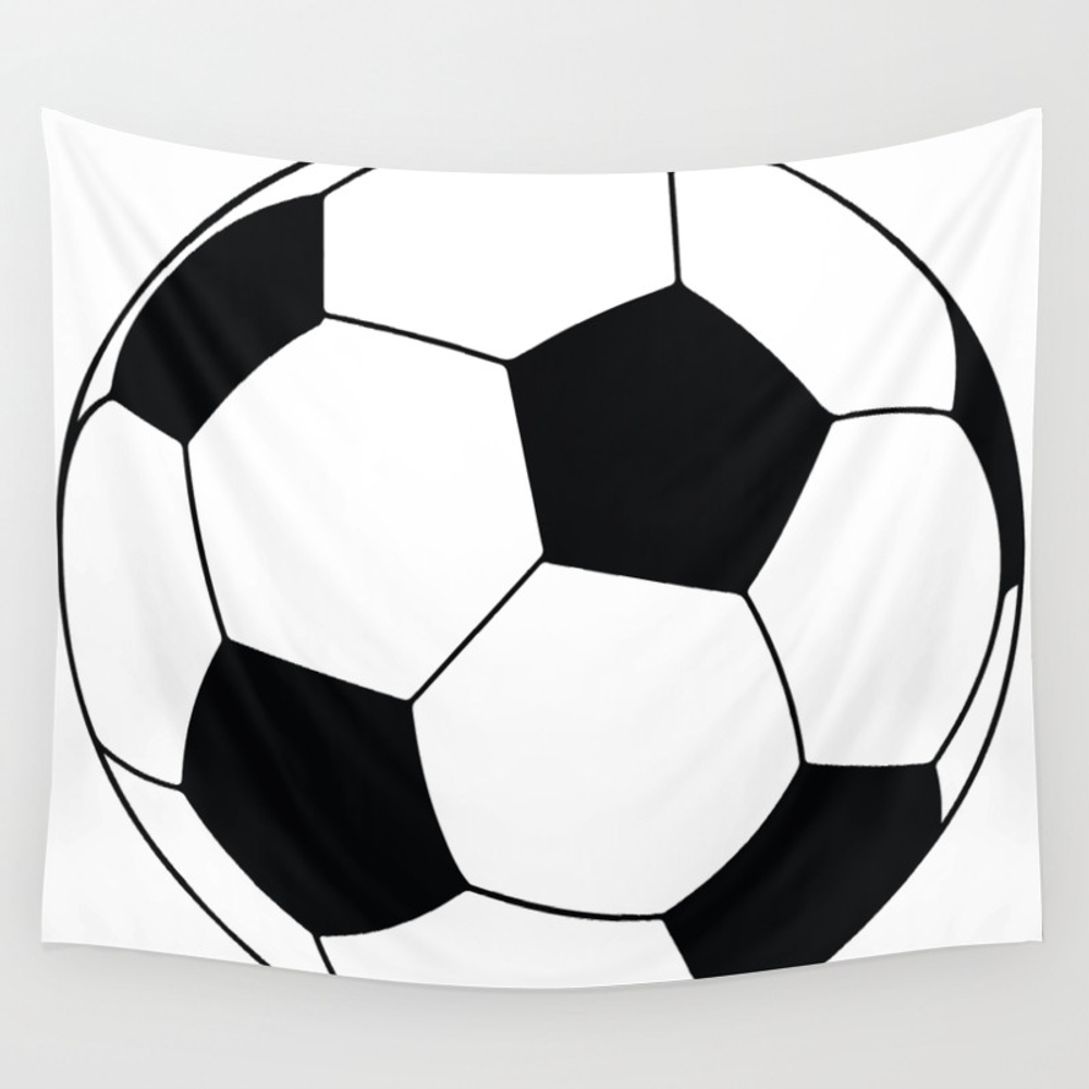 World Cup Soccer Ball - 1970 Wall Tapestry by Giart TPS6080220
