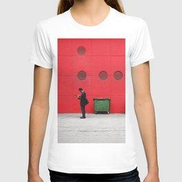 Red Hong Kong T-shirt