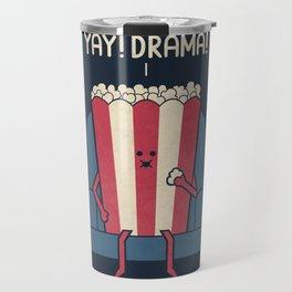 Drama Travel Mug