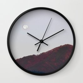 Mr. Moon (Japan) Wall Clock
