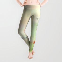 Fish watercolor II Leggings