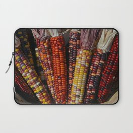 Colorful indian corn Laptop Sleeve