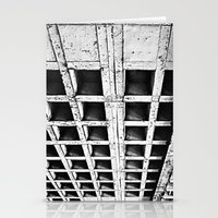 concrete Stationery Cards featuring Concrete by Cobo