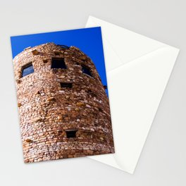 Desert Watchtower. Grand Canyon. Arizona. USA. Stationery Cards