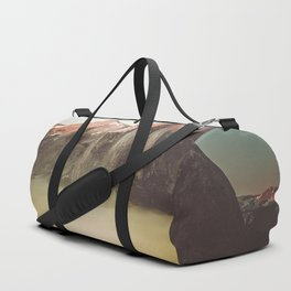 Half Dome Yosemite California Duffle Bag