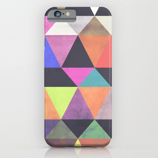 colour + pattern 12 iPhone & iPod Case