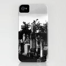 Cemetery Slim Case iPhone (4, 4s)