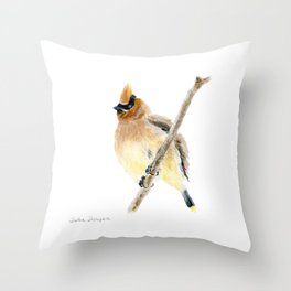 Cedar by Teresa Thompson Throw Pillow