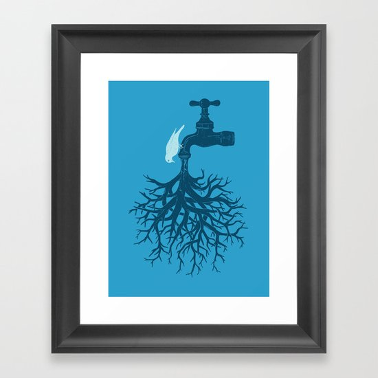 Precious Framed Art Print