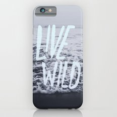 Live Wild: Ocean Slim Case iPhone 6