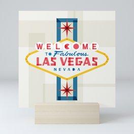 Las Vegas Mini Art Print