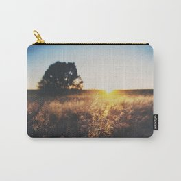 an Arizona sunset ... Carry-All Pouch