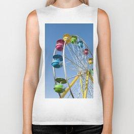Ferris Wheel Biker Tank