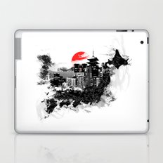 Abstract Tokyo-Shinjuku/Kyoto - Japan Laptop & iPad Skin