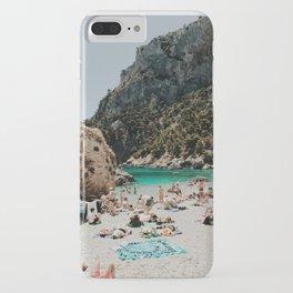 Sunbathers, Capri iPhone Case