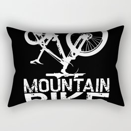 Bicycle MTB Is my Bike Okay Gift Rectangular Pillow
