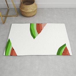 watermelon days Rug