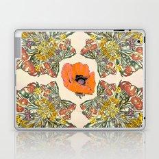 The Universal language of flowers Laptop & iPad Skin