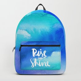 Rise & Shine [Collaboration with Jacqueline Maldonado] Backpack