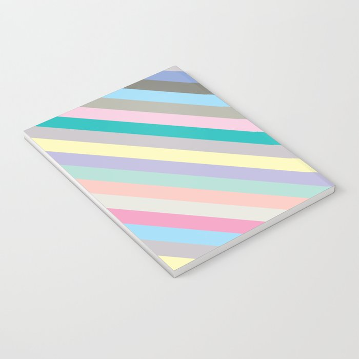 Ravel Stripes Notebook