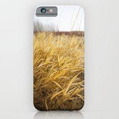 Sandy Delta Grass. Slim Case iPhone 6s
