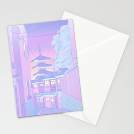 Pastel Memories Stationery Cards