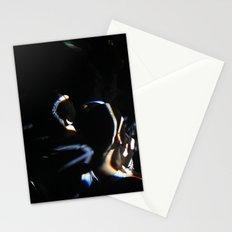 People & light Stationery Cards