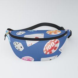 #casino #games #accessories #pattern 6 Fanny Pack