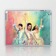 Schuyler Sisters Laptop & iPad Skin
