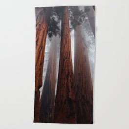 Woodley Forest Beach Towel